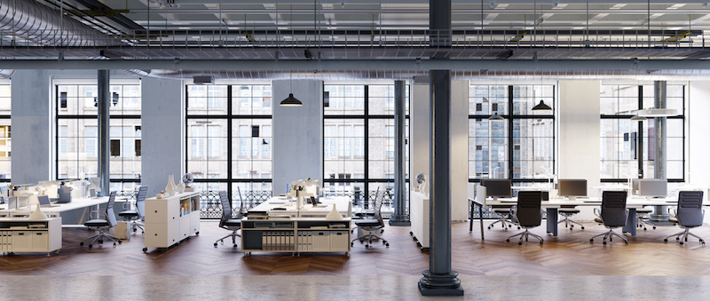 3 Office Flooring Options You Will Love
