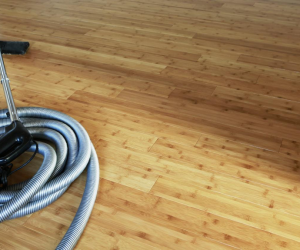 maintaining bamboo floors