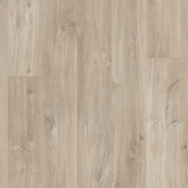 Quick-Step Balance Click Canyon Oak Light Brown With Saw Cuts